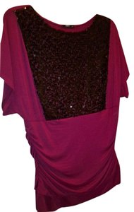 Other Top Magenta, Black