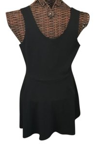 Derek Heart short dress Black on Tradesy