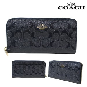 Coach COACH accordion zip wallet F53126