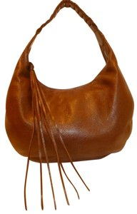 Banana Republic Refurbished Brown X-lg Leather Hobo Bag