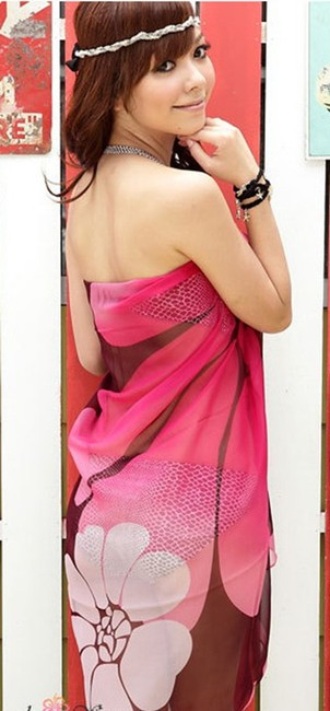 Other FREE SHIPPING New's Beach Sarong Pareo Item No. : LC40348