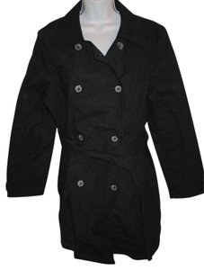 Old Navy Trench Belted Xl Trench Coat