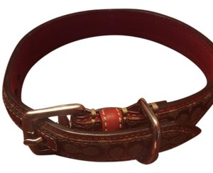Coach Coach Small Dog Collar