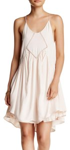 Romeo & Juliet Couture short dress Ivory on Tradesy