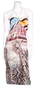 Just Cavalli short dress Multi on Tradesy