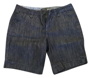 Massini Bermuda Shorts Dark denim