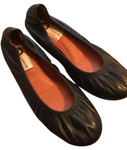 Lanvin New Blue Flats