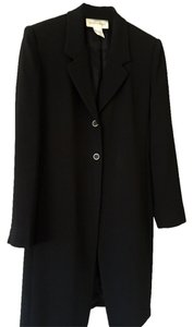 Jones New York Long Black Blazer