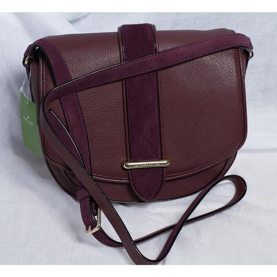 Kate Spade Leather Suede Cross Body Bag Image 3