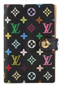 Louis Vuitton Multicolore Monogram Carnet de Bal Mini Agenda