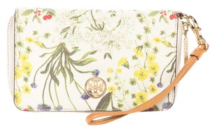 Tory Burch Wristlet in Floral Print