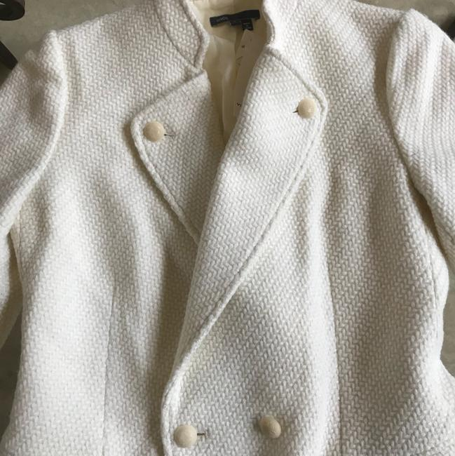 Vince Tweed All Season off white Jacket Image 2