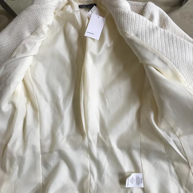 Vince Tweed All Season off white Jacket Image 3