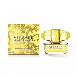 Versace YELLOW DIAMOND BY VERSACE-PERFUMED DEODORANT-MADE IN ITALY