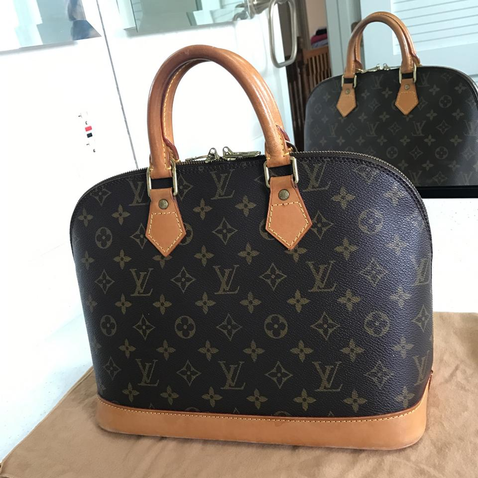 80b4c6b0862b Louis Vuitton Alma Pm -made In Usa Satchel