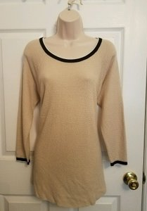 August Silk Stitch Sweater