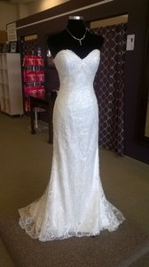 Casablanca Bl212 Wedding Dress
