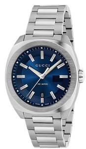 Gucci Guci Stainless Steel Mens Watch YA142205