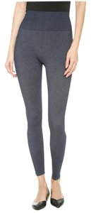 Spanx Jean Control Top Slimming denim blue Leggings