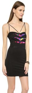 Noam Hanoch Flora Bodycon Dress