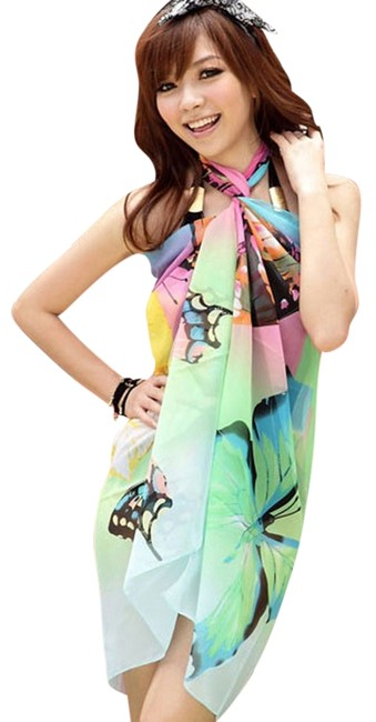 Preload https://img-static.tradesy.com/item/2098147/as-shown-free-shipping-new-s-color-butterfly-item-no-lc40362-cover-upsarong-size-os-one-size-0-0-650-650.jpg