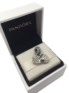 PANDORA Pandora Mothers rose charm in original gift pouch