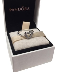 PANDORA Pandora Mickey Ring 7.5 Disney in original box