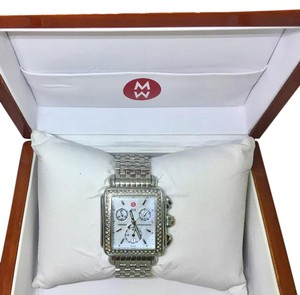 Michele Deco Day Diamond Watch