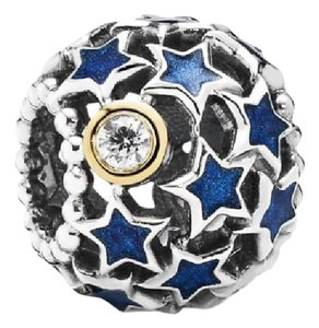 PANDORA Pandora Night sky 14kt in original gift pouch
