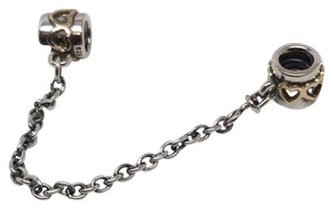 PANDORA New Pandora Hearts Accent Safety Chain