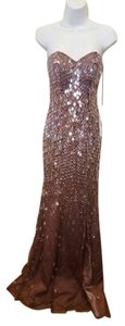Jovani Mermaid Sweetheart Teardrops Dress