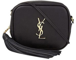Saint Laurent Ysl Blogger Blogger Cross Body Bag