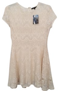 Urban Outfitters short dress Cream on Tradesy