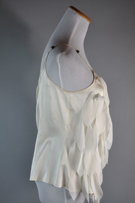 Anne Fontaine Top Ivory