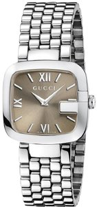 Gucci Gucci G-Gucci Stainless Steel Ladies Watch YA125410