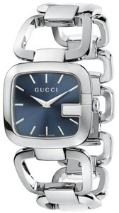 Gucci Gucci G-Class Stainless Steel Bangle Ladies Watch YA125405