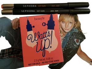 Benefit Benefit Watt's Up Highlighter Sephora Eye Pencil Black Bronze