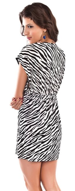 Other FREE SHIPPING New's Zebra Smock Dresses Item No. : LC40368-1