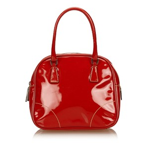Prada 6lprhb002 Tote in Red