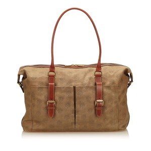 Mulberry 7bmbsh014 Brown Travel Bag