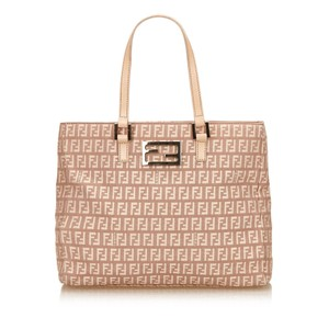 Fendi 6lfnto001 Tote in Brown