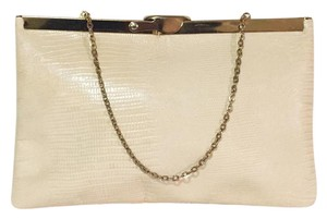 Etra white Clutch