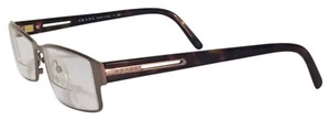Prada Prada eyeglass frames with case vintage signature
