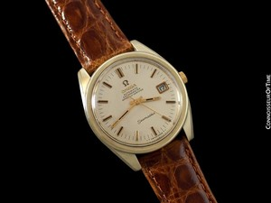 Omega 1969 Omega Seamaster Chronometer Large Vintage Mens Cal. 564 Watch - 1