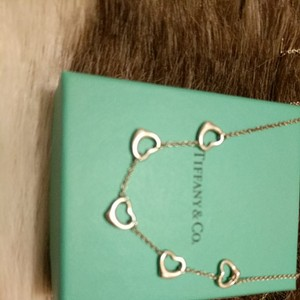 Tiffany & Co. Five heart