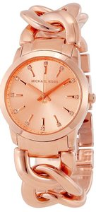 Michael Kors Michael Kors Elena Rose Gold-Tone Stainless Steel Ladies Watch MK3609