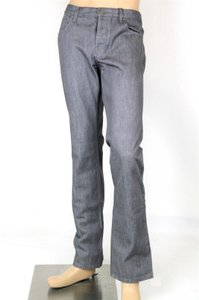 Gucci Grey Men's Straight Casual Pant It 52 / Us 36 337613 Xd205 1115 Groomsman Gift