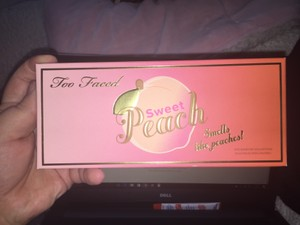 Too Faced Sweet Peach Pallete (or two)