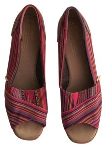 TOMS multi colored Wedges