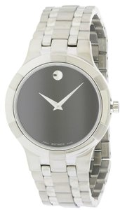 Movado Movado Metio Stainless Steel Mens Watch 0606203